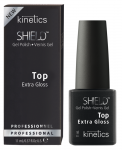Kinetics Shield Top Extra Gloss Top hybrydowy 11 ml