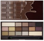 Makeup Revolution Death by Chocolate Paleta Cieni do Powiek
