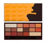 Makeup Revolution Chocolate Orange Paleta Cieni 22 g