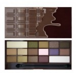 Makeup Revolution I Heart Chocolate Paleta Cieni do Powiek