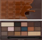 Makeup Revolution Salted Caramel Chocolate Paleta Cieni do Powiek