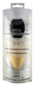 Makeup Revolution Complexion Expert Duo Blender Komplet gąbek do makijażu 1op.-2szt