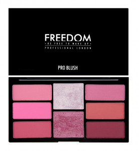 Freedom róż do policzków Pro Blush Palette Pink and Baked 15g