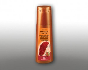 Venita Szampon Henna Color Red Rudy 250 ml