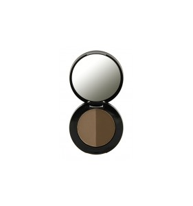 Freedom DUO EYEBROW POWDER Puder do brwi DARK BROWN