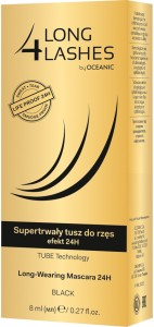 AA Long 4 Lashes Supertrwały Tusz do rzęs 24H