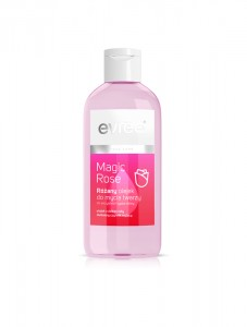 Evree Magic Rose olejek do mycia twarzy różany 200 ml