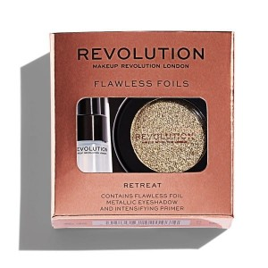 Makeup Revolution Flawless Foils Cień foliowy Retreat