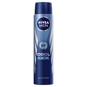 Nivea for Men dezodorant Cool Kick 48h 250 ml