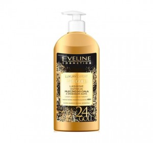 EVELINIE BALSAM BLACK & VANILLIA 350ML