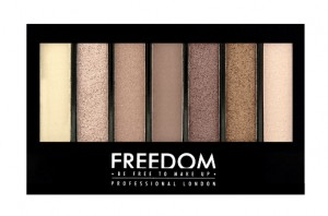 Freedom 7 Pro Shade & Brighten Stunning Rose Kit Cienie do powiek