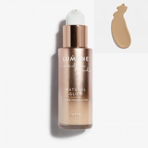 Lumene NATURAL GLOW Podkład 5 Golden 30 ml