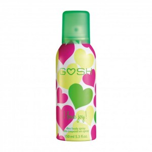 Gosh I Love Joy dezodorant w spray-u 150 ml