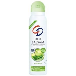Cd Deo Balsam Dezodorant W Sprayu Aloes 24H 150 ml
