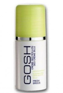 GOSH Fresh Breeze antyperspirant dezodorant w kulce 75 ml