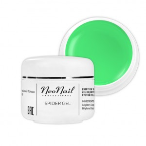 Neonail Spider Gel Neon Green 5 g