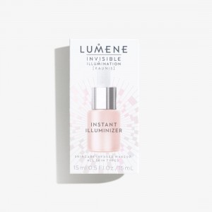 Lumene Invisible Illumination Rozświetlacz z Serum Rosy Dawn 15 ml