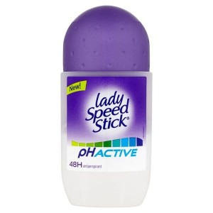 Lady Speed Stick Dezodorant roll-on pH Active 50 ml