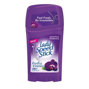 Lady Speed Stick Dezodorant w sztyfcie Luxurious Freshness 45g