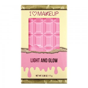 Makeup Revolution Light and Glow Paleta do Konturowania