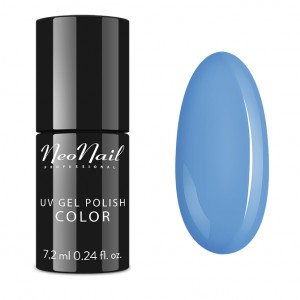 Neonail Lakier Hybrydowy Blue Cream Jelly 7,2 ml