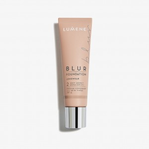 Lumene Blur Podkład 2 Soft Honey 30 ml
