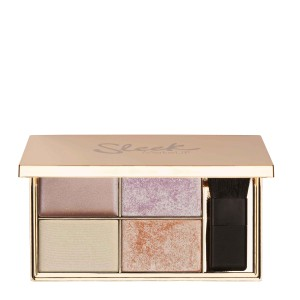 Sleek Highlighter Palette Solstice Paleta rozświetlaczy
