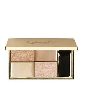 Sleek Highlighter Palette Cleopatra's Kiss Paleta rozświetlaczy