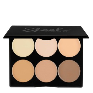 Sleek Cream Contour Kit Light Kremowa paleta do konturowania