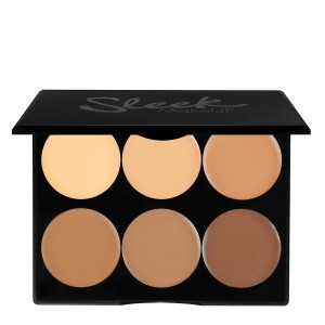 Sleek Cream Contour Kit Medium Kremowa paleta do konturowania