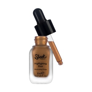 Sleek Highlighting SUN.LIT Bronze Płynny rozświetlacz 8 ml