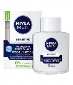 Nivea Men Sensitive Woda po goleniu 100 ml