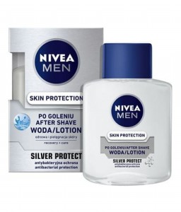 Nivea Men Silver Woda po goleniu 100 ml