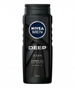 Nivea Deep Clean Żel pod prysznic 500 ml
