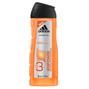 Adidas Men Adipower Żel pod prysznic 400 ml