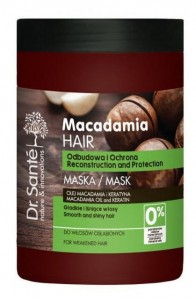 Dr Sante Macadamia Hair Maska do Włosów 1000 ml