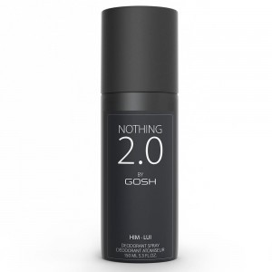 GOSH Nothing 2.0 Him dezodorant w spray-u 150 ml