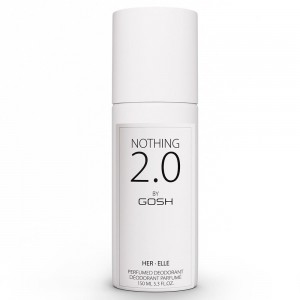 GOSH Nothing 2.0 Her dezodorant w spray-u 150 ml