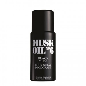 Gosh Black Musk Oil dezodorant w sprayu 150 ml