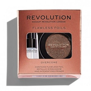 Makeup Revolution Flawless Foils Cień foliowy Overcome