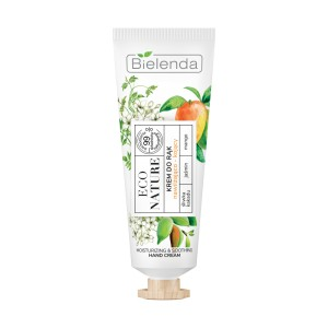 Bielenda Eco Nature Krem do rąk Śliwka Kakadu Jaśmin Mango 50 ml