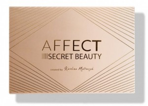 Affect Paleta do maklijażu Secret Beauty