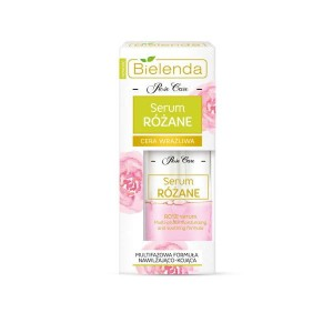 Bielenda Rose Care Serum różane do twarzy 30 ml