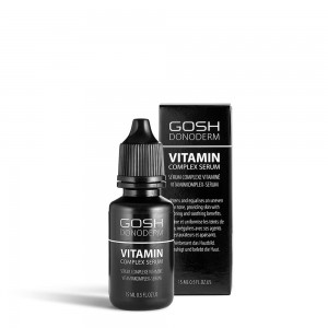 GOSH Donoderm Serum z kompleksem witamin 15 ml