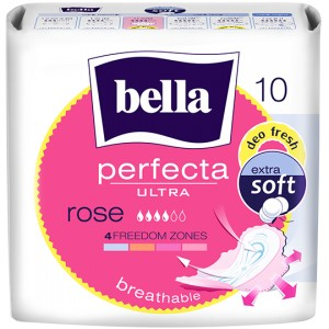 Bella Perfecta Ultra Rose Podpaski