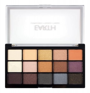 Makeup Revolution My Sign Earth Paleta 15 Cieni