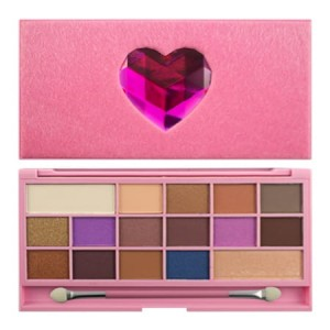 Makeup Revolution Unicorn Love paleta 16 cieni