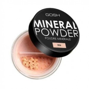 GOSH Puder mineralny sypki 006 Honey