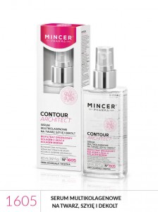 Mincer Pharma Contour Architect Serum Multikolagenowe 1605 100 ml