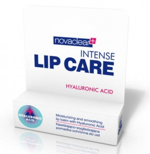 NovaClear Basic Care Pomadka ochronna od ust Intense Lip Care